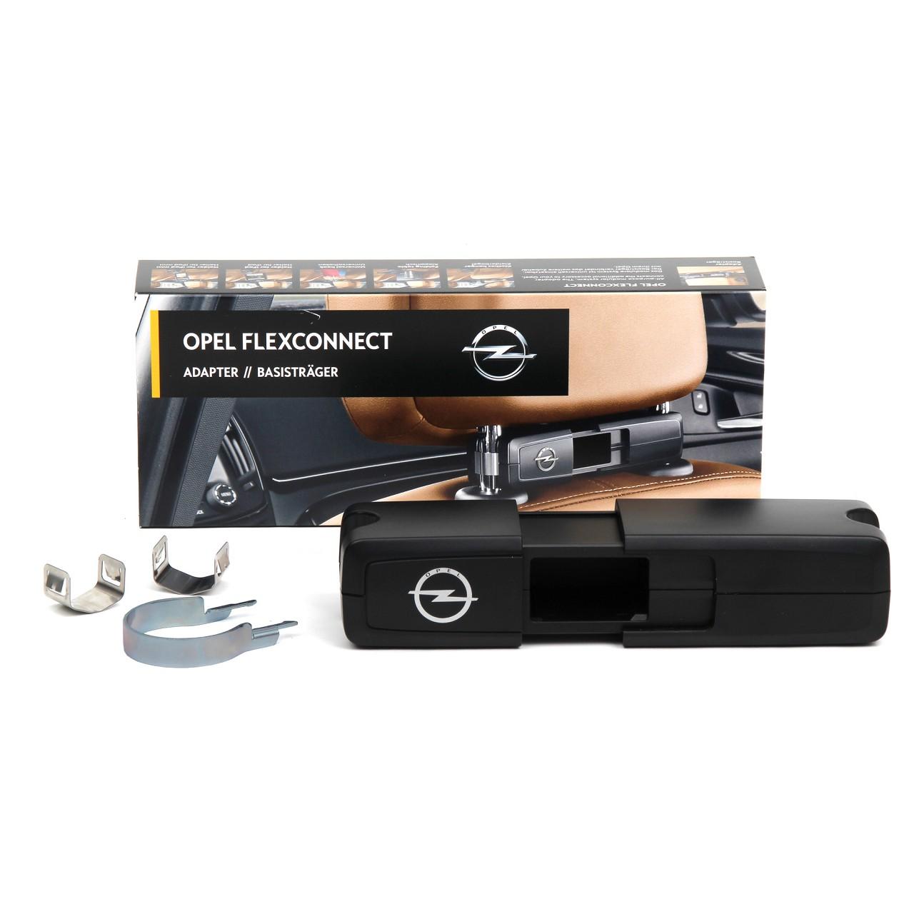 ORIGINAL OPEL FlexConnect Adapter 1746019 für Kopfstütze Kleiderbügel Tisch iPad