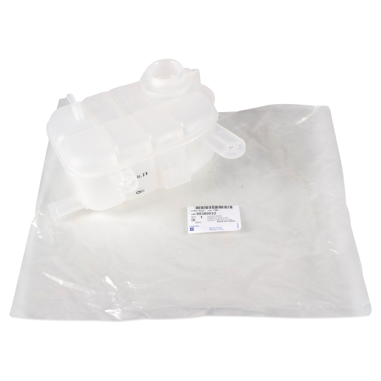 ORIGINAL GM Opel Ausgleichsbehälter Kühlmittelbehälter MOKKA (J13) 95380033