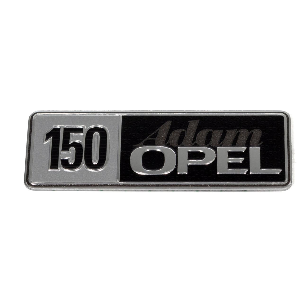 ORIGINAL Opel Emblem Schriftzug 150 JAHRE ASTRA J INSIGNIA A CORSA D 13380176