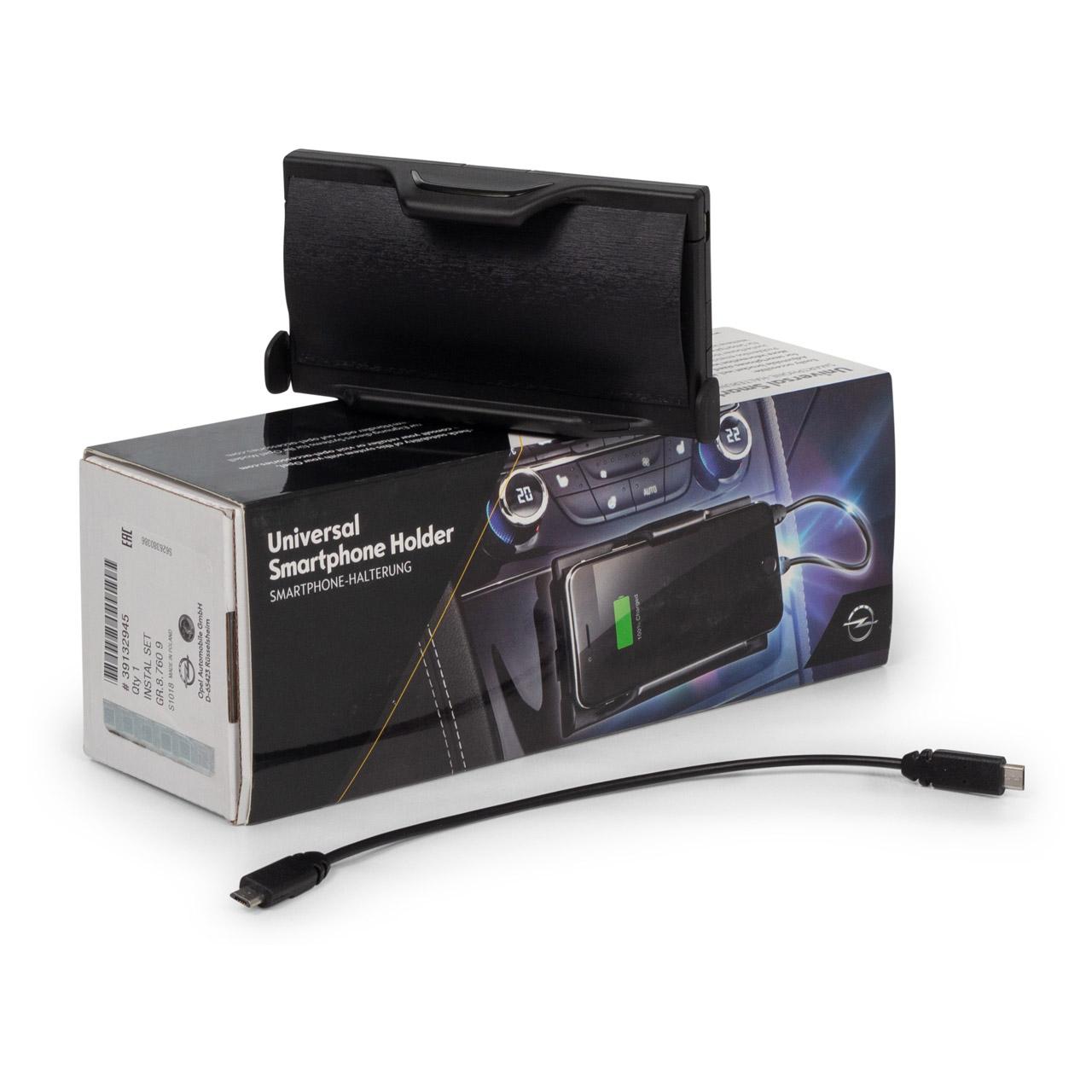 ORIGINAL Opel Smartphone Handy Halter POWERFLEX 39132945 für ASTRA K