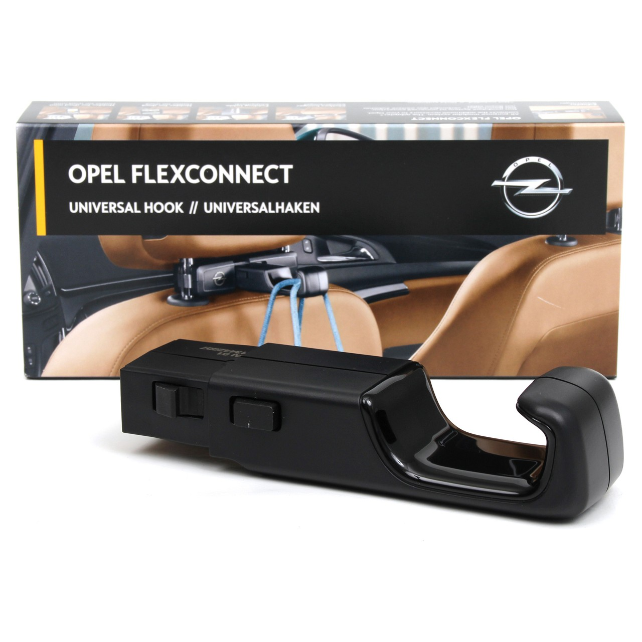 ORIGINAL PSA Opel FlexConnect Haken Universalhaken Aufhänger 1667865980