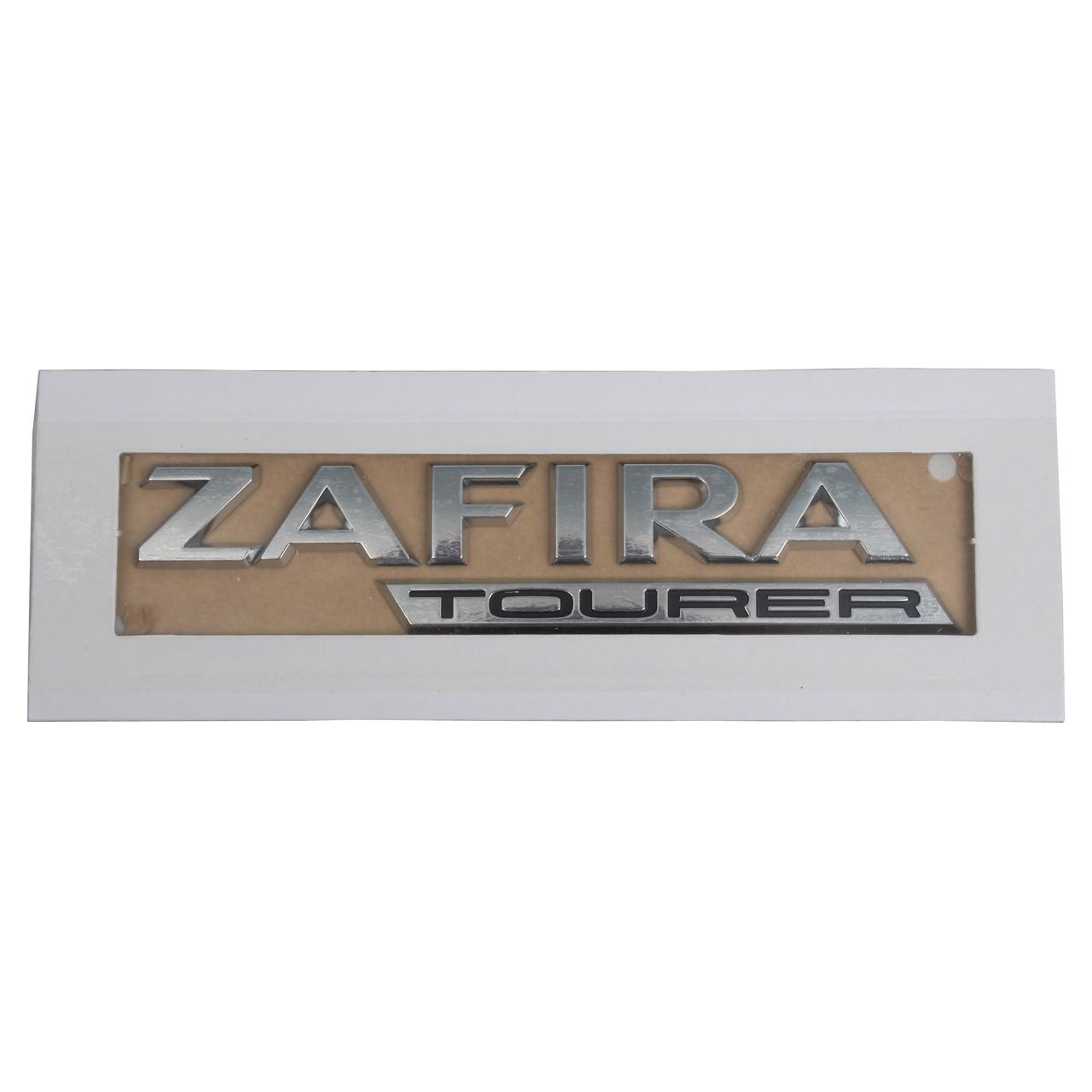 ORIGINAL GM Opel Emblem Schriftzug Heckklappe 13366672 für ZAFIRA TOURER C