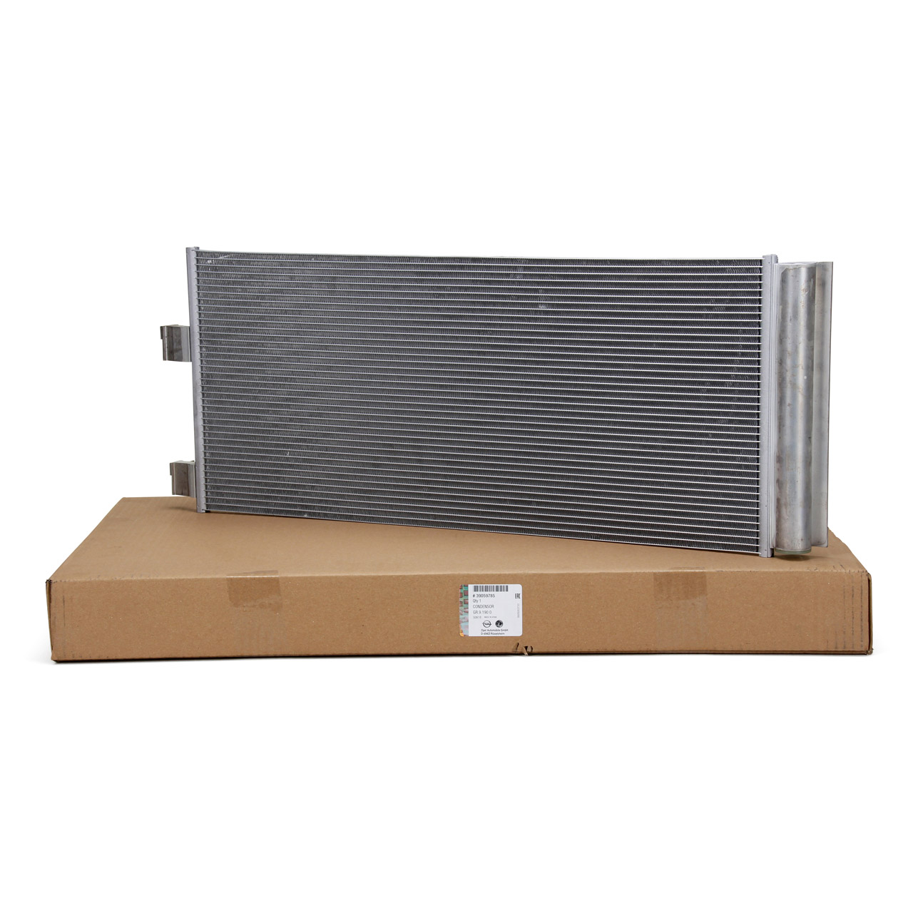 ORIGINAL GM Opel Kondensator Klimakondensator ADAM (M13) CORSA E (X15) 39059785