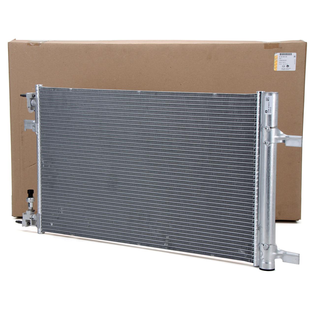 ORIGINAL Opel Kondensator Klimakondensator ASTRA J INSIGNIA A ZAFIRA C 39074865