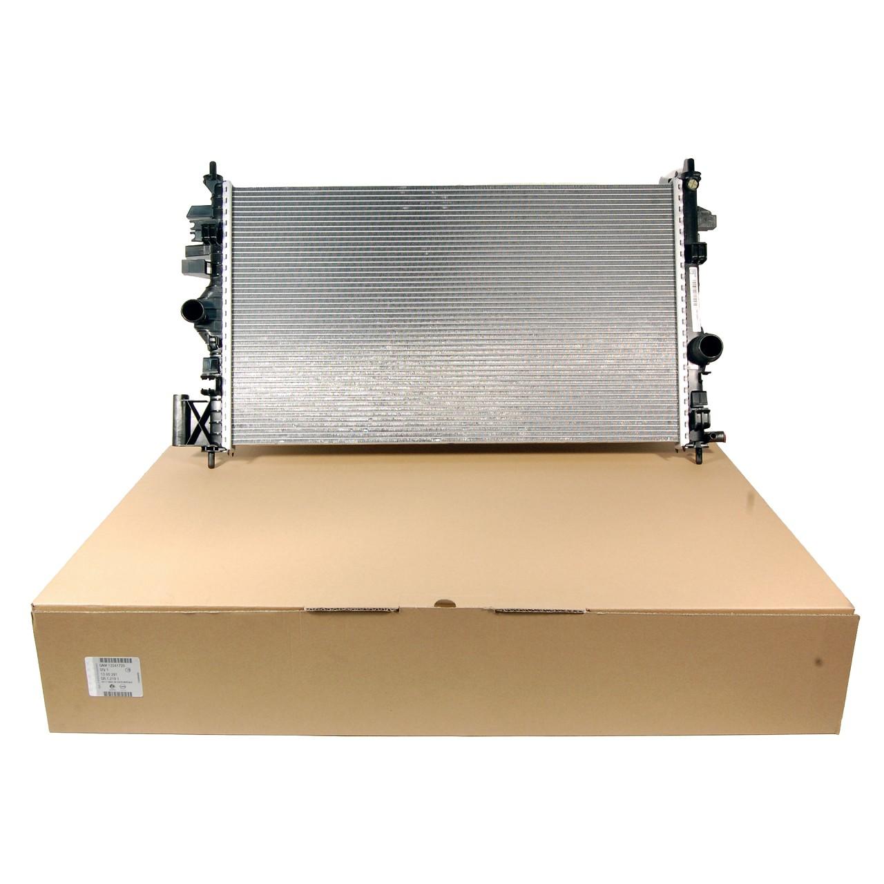 ORIGINAL Opel Kühler Motorkühler Wasserkühler INSIGNIA 1.6CDTi 2.0CDTI 13241725