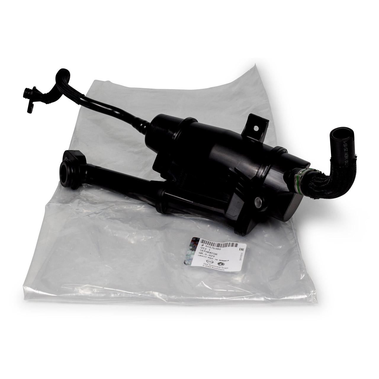 ORIGINAL Opel Ölabscheider Kurbelgehäuseentlüftung ASTRA J INSIGNIA A 2.0 CDTI 55575980