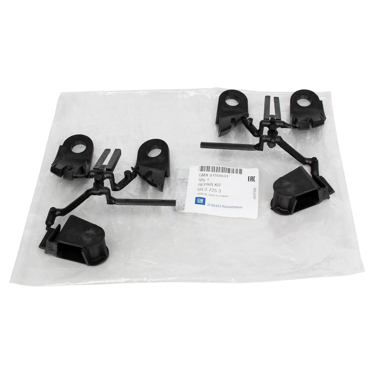 ORIGINAL GM Opel Scheinwerfer Reparatursatz ASTRA G vorne 1612007 / 9192631