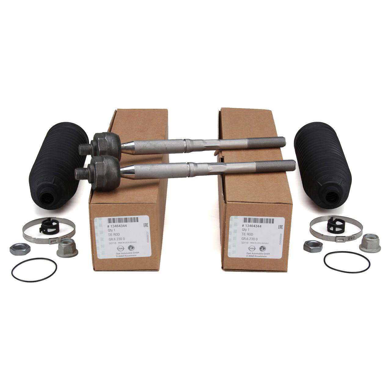 2x ORIGINAL Opel Spurstange Axialgelenk ASTRA K (B16) vorne 13464344