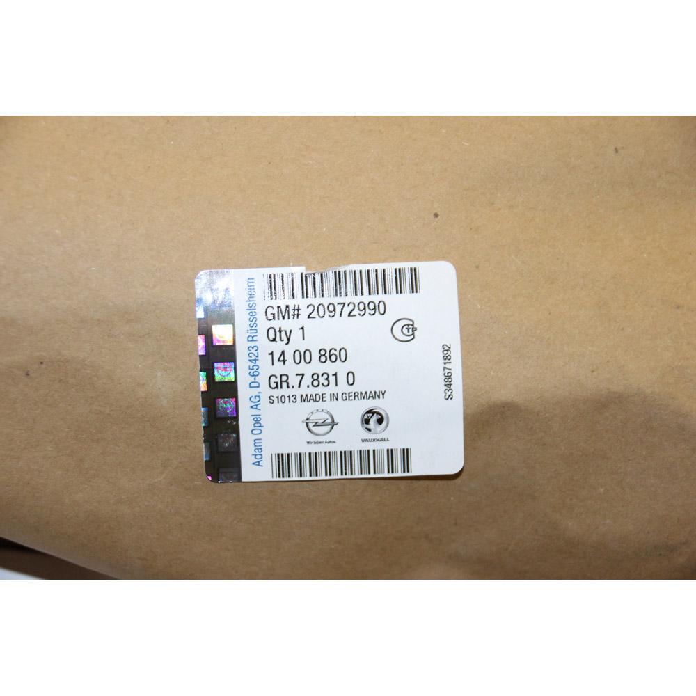 ORIGINAL Ford Stoßstange Stoßfänger Heckstoßstange Insignia hinten 1400860