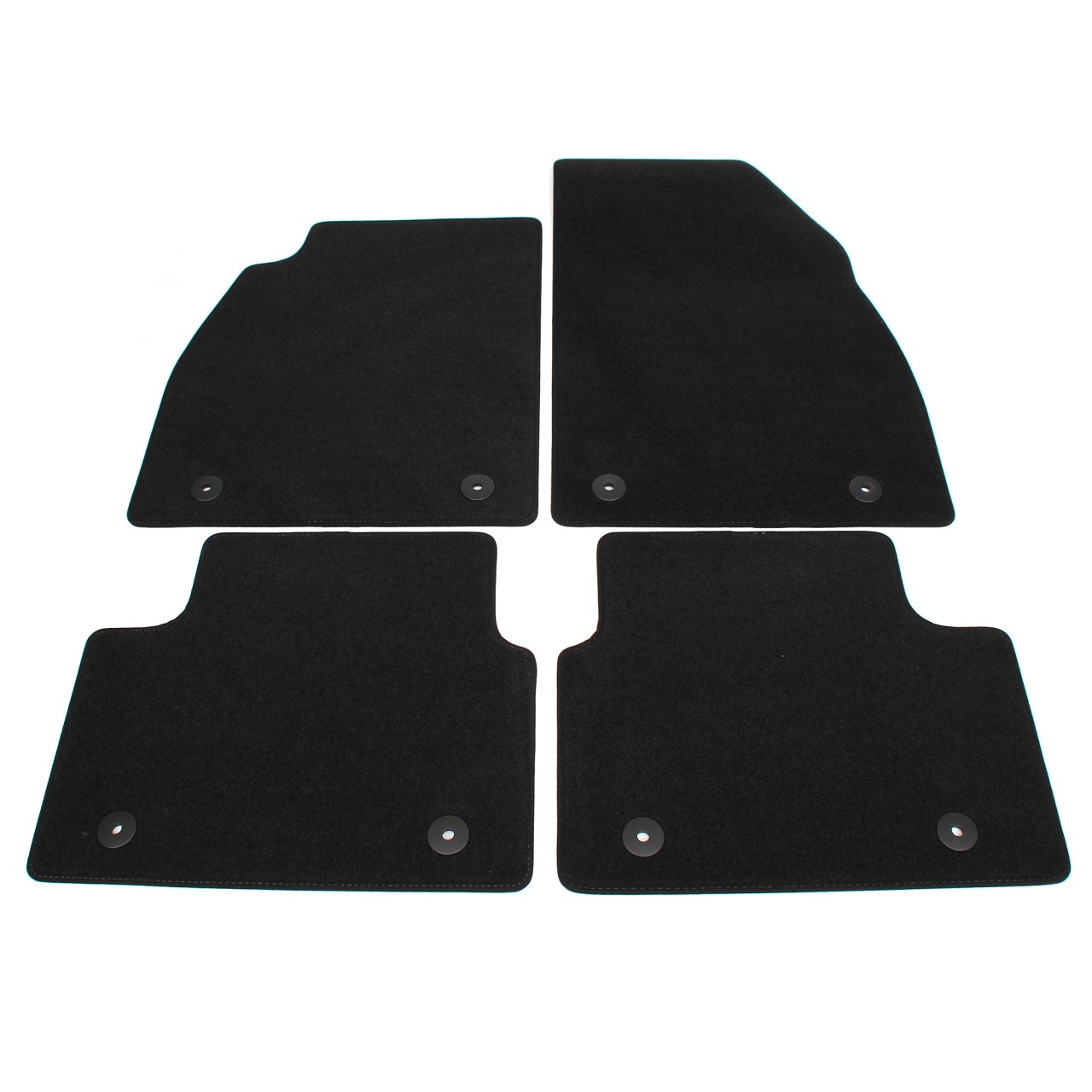 ORIGINAL Opel Textilmatten Fußmatten Automatten Satz INSIGNIA 4-tlg 13434820