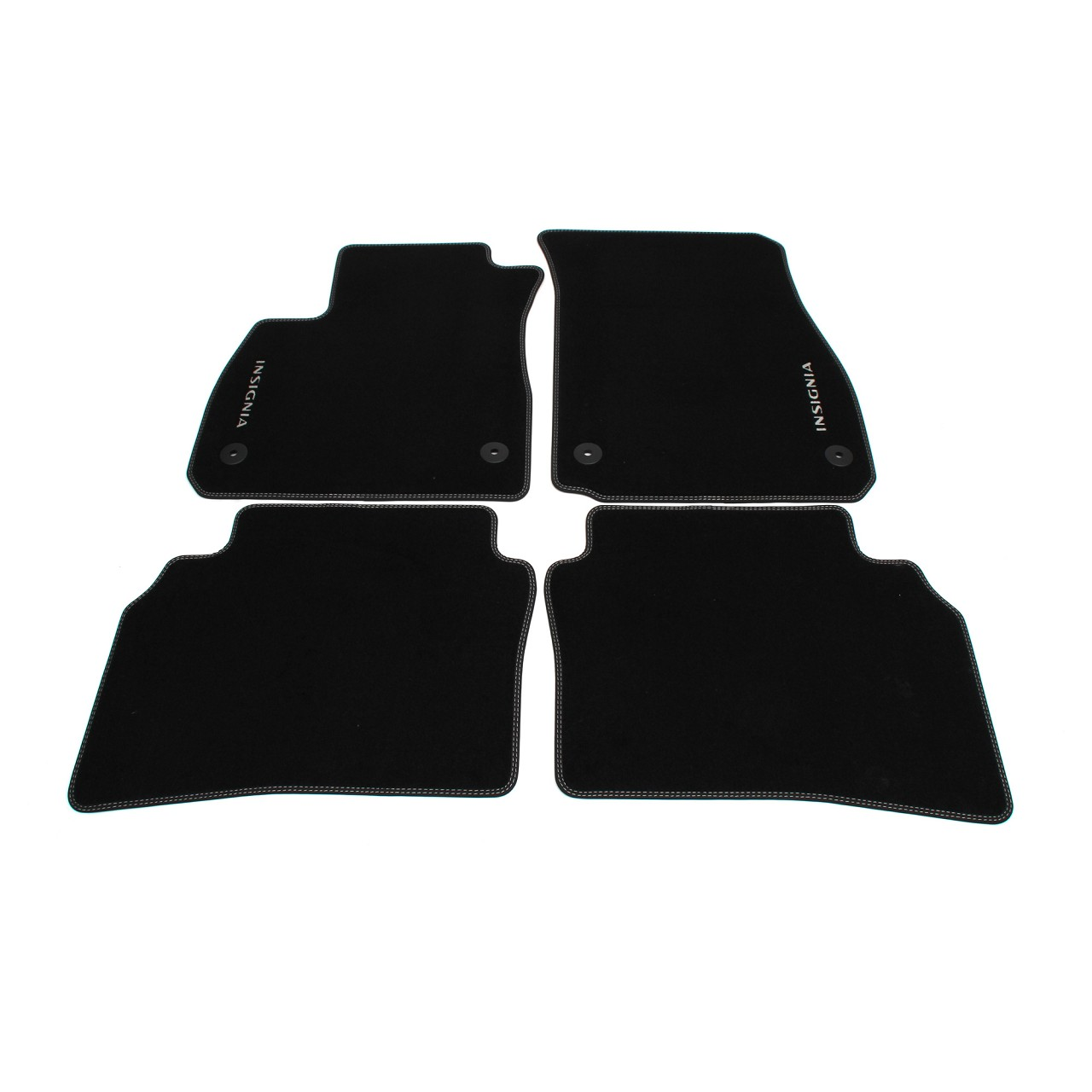 ORIGINAL Opel Textilmatten Fußmatten Automatten Satz INSIGNIA B 4-TLG 39200601