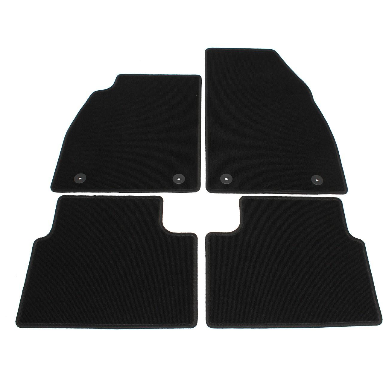 ORIGINAL Opel Textilmatten Fußmatten Automatten Satz Insignia 4-tlg 1791458