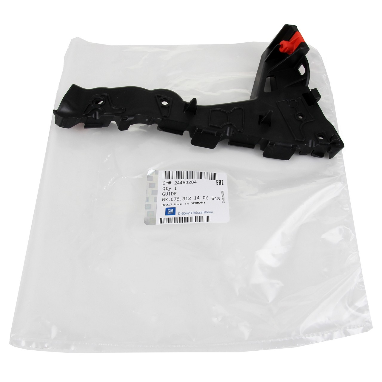 ORIGINAL Opel Führungsschiene Stoßstangenhalter ASTRA H rechts 24460284