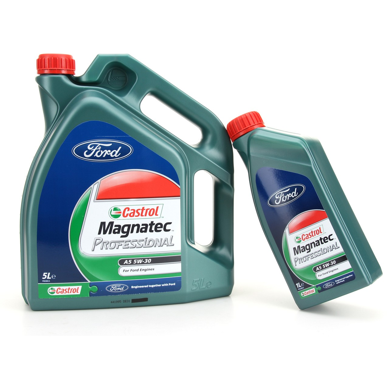 ORIGINAL Ford Motoröl Öl CASTROL Magnatec Professional A5 5W30 - 6L 6 Liter