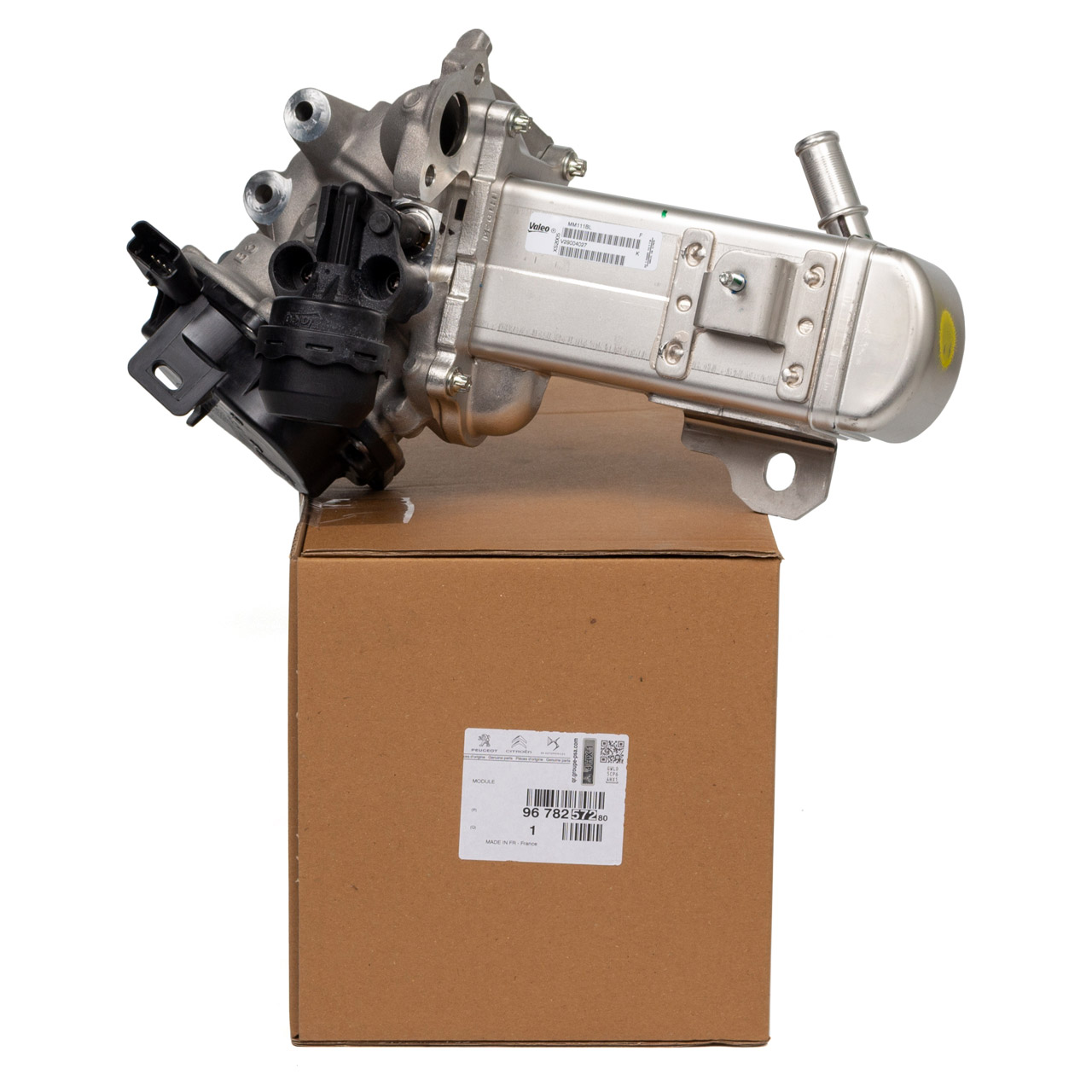 ORIGINAL PSA AGR Ventil C4 C5 C8 DS4 Jumpy 308 508 807 Expert 2.0 HDi 9678257280