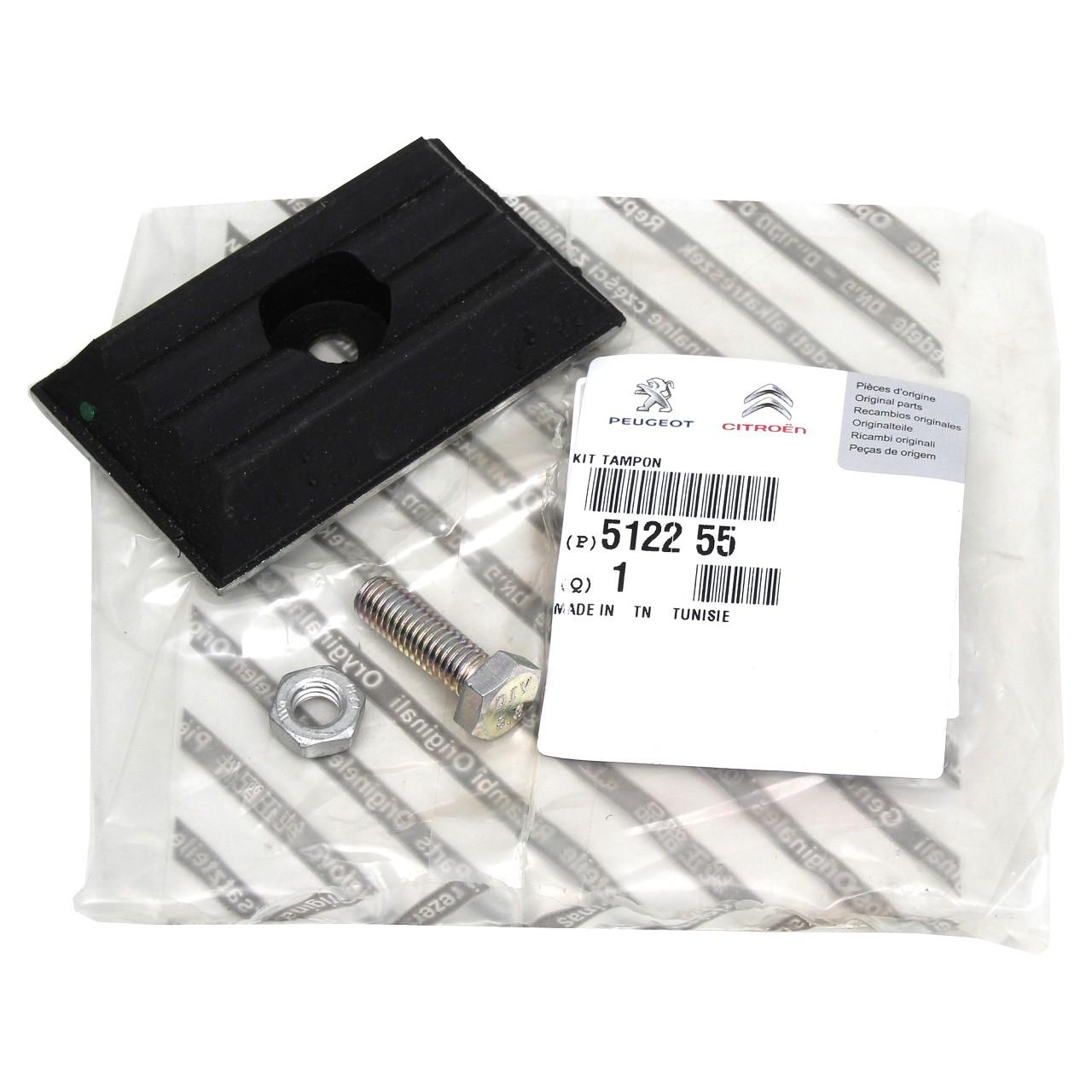 ORIGINAL PSA Anschlagpuffer Zwischenplatte Puffer JUMPER BOXER hinten 5122.55