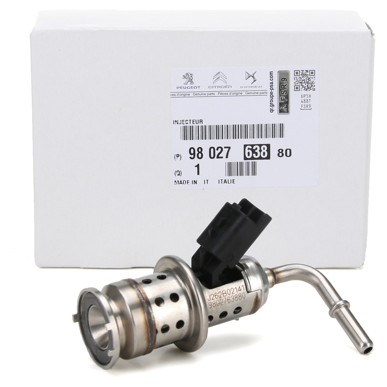 ORIGINAL Citroen Peugeot Einspritzventil Ventil AdBlue C4 308 1.6 HDi 9802763880