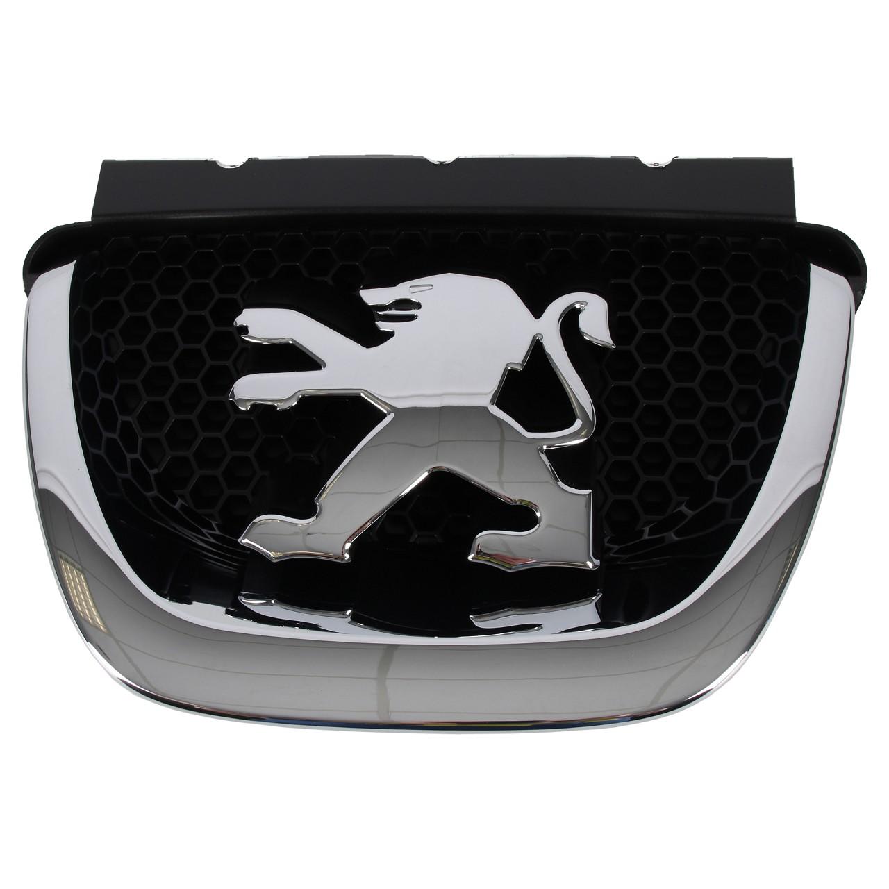ORIGINAL Peugeot Emblem Logo Stoßstange 308 / 308 CC / 308 SW vorne 7810.S5