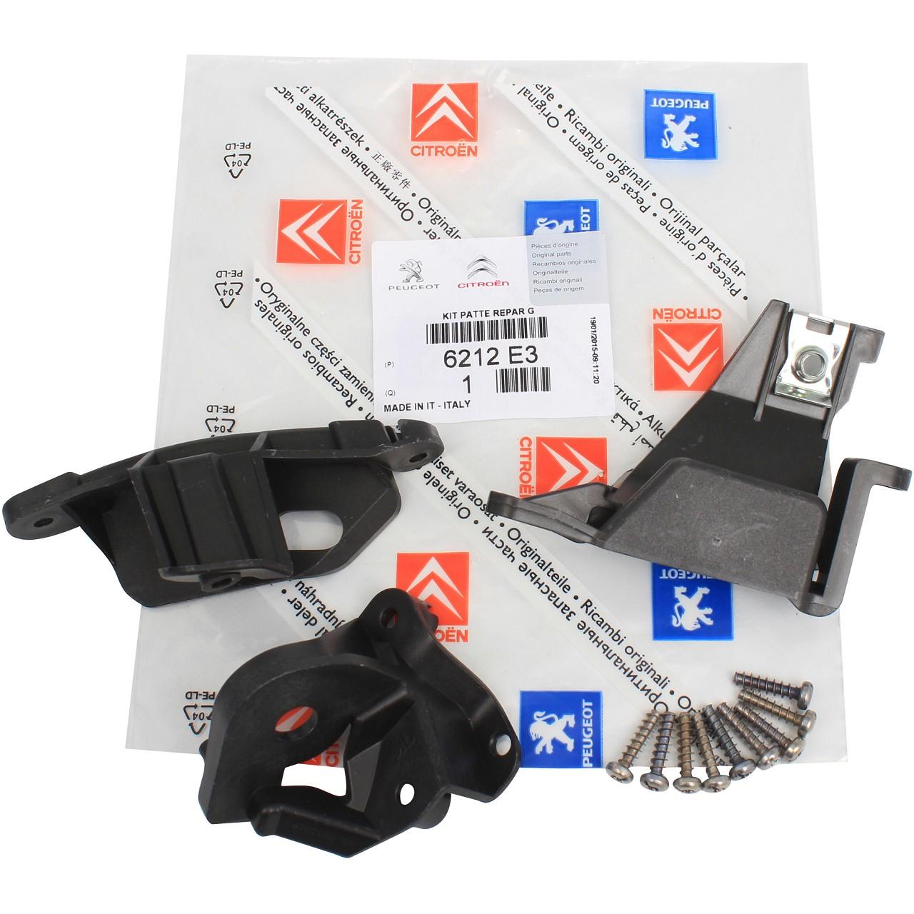 ORIGINAL Peugeot Halter Hauptscheinwerfer LINKS 6212.E3 für 308 / CC / SW RCZ