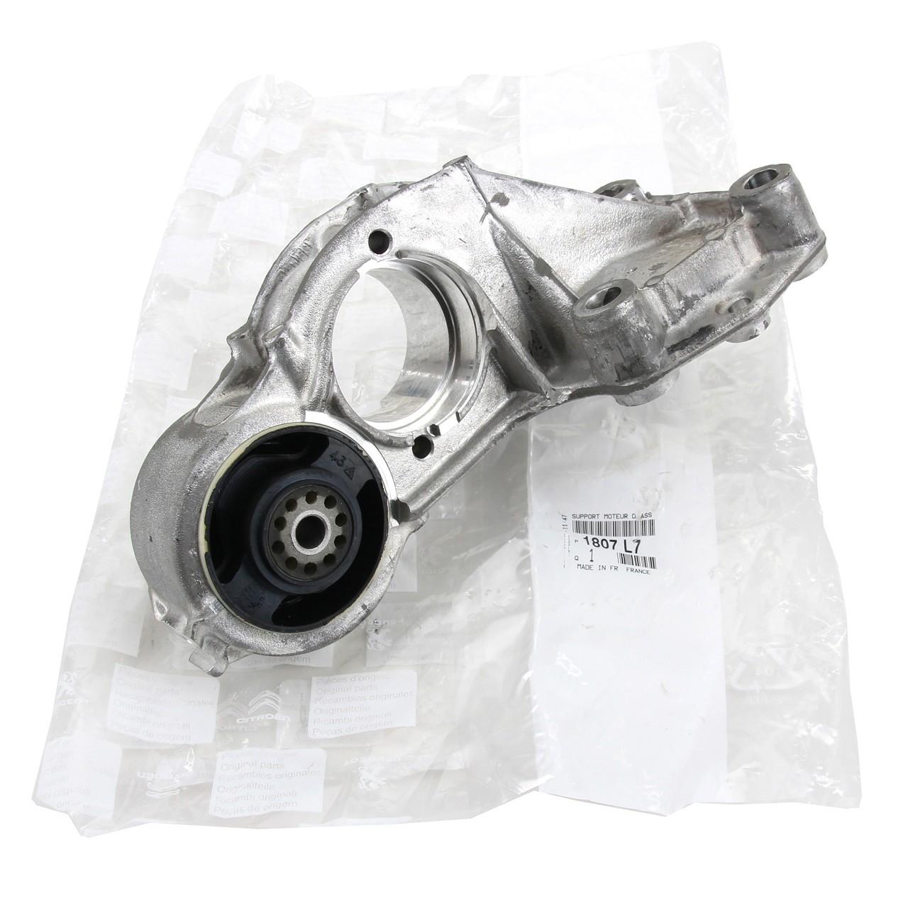 ORIGINAL Peugeot Motorlager Motorhalter Motoraufhängung 206 1.4 1.6 1807.L7
