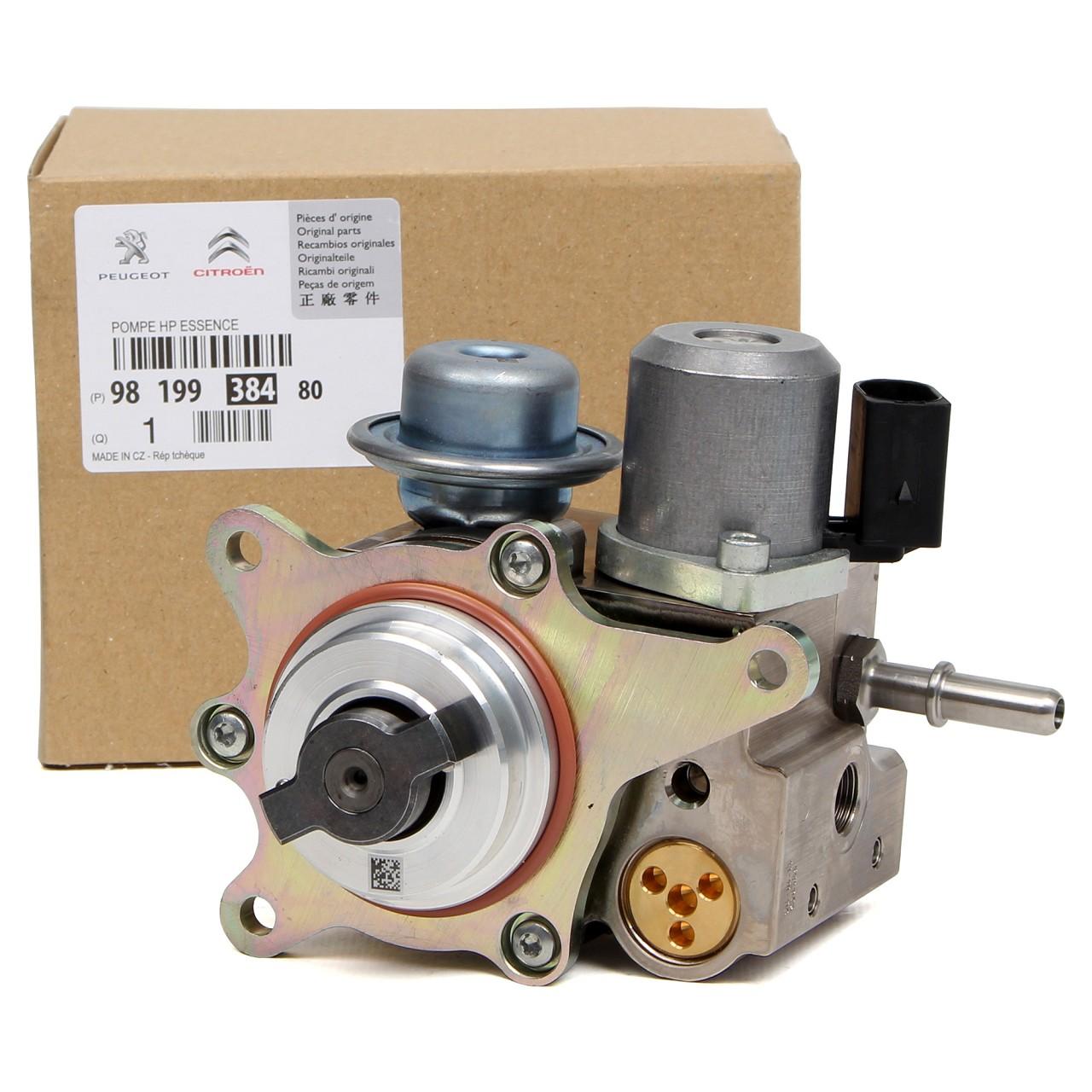 ORIGINAL PSA Kraftstoffpumpe Benzinpumpe C4 C5 207 308 508 1.6 THP 9819938480