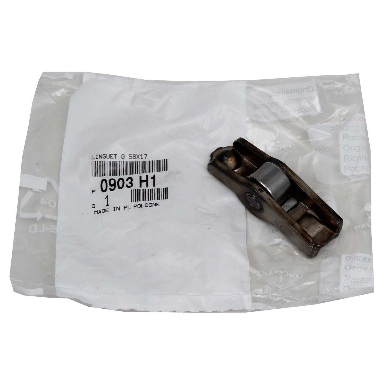 ORIGINAL Citroen Peugeot Kipphebel Schlepphebel 0903.H1 für 2.0 HDi 2.2 HDi