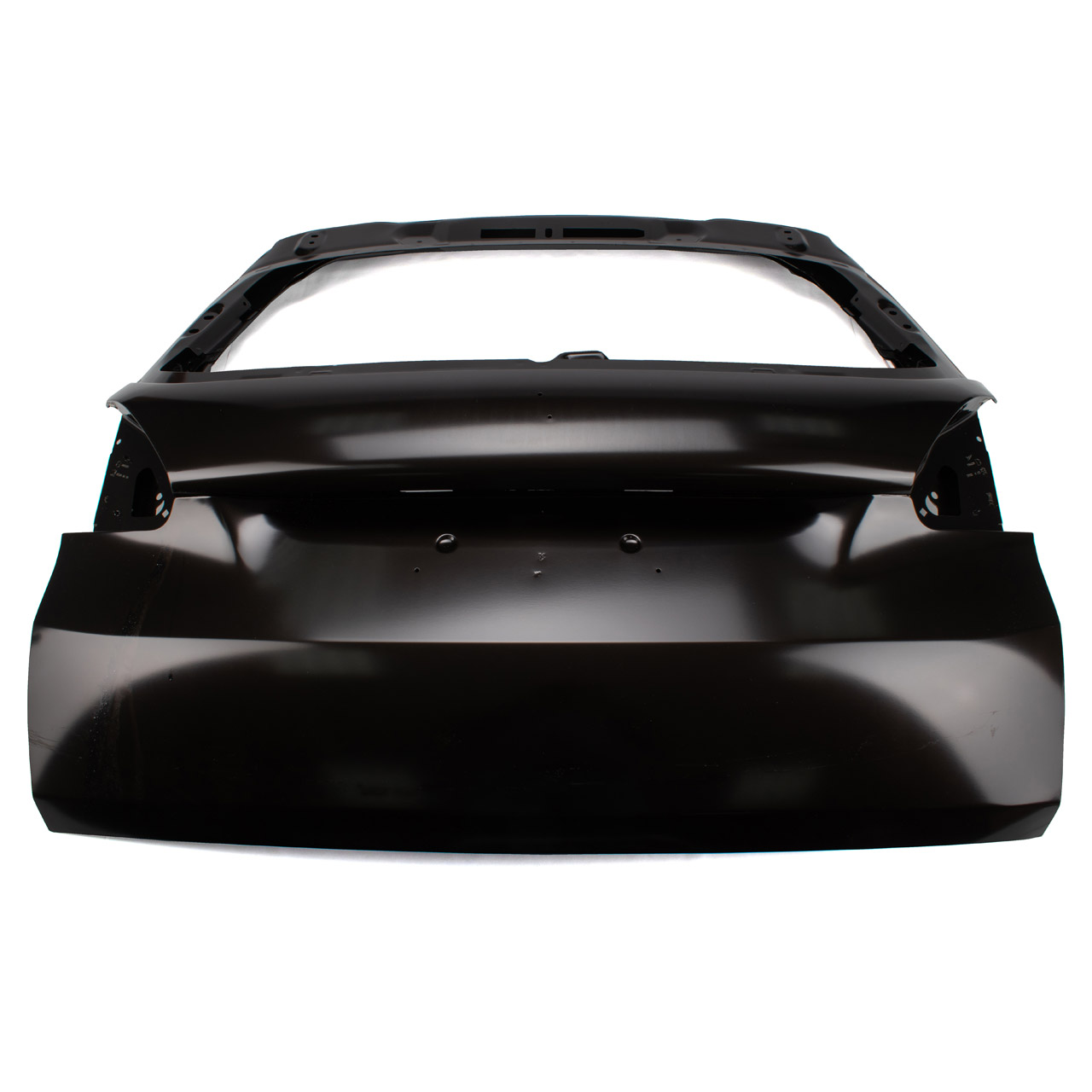 ORIGINAL Peugeot Heckklappe 2008 I (CU_) ohne Parkassistenzsystem 9802961780
