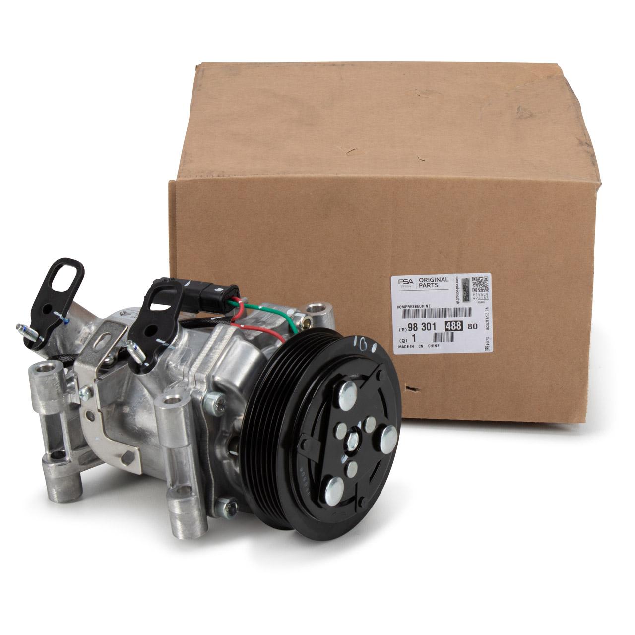 ORIGINAL PSA Kompressor Klimaanlage C3 3 Jumpy Expert (V_) 9830148880
