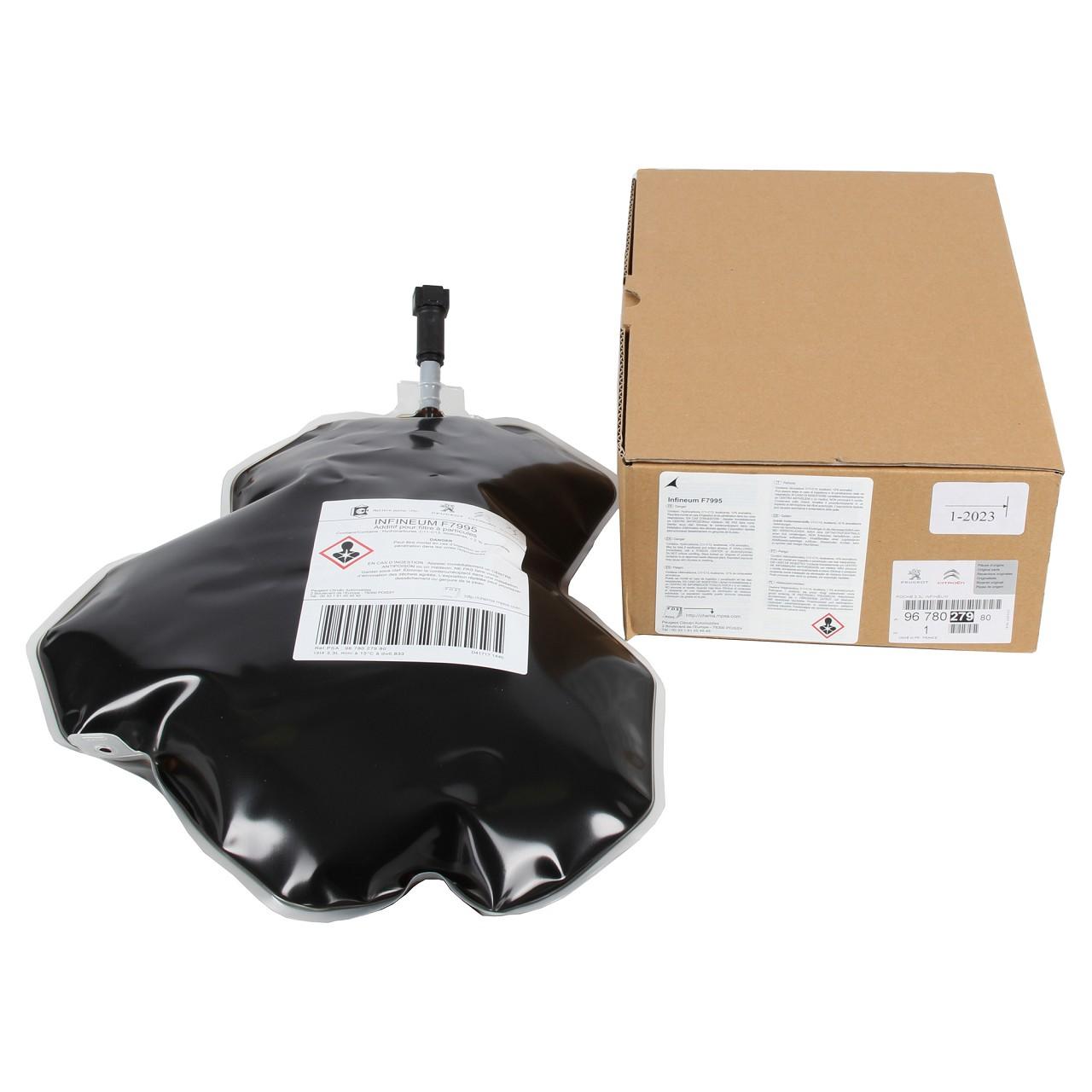 ORIGINAL PSA Kraftstoffadditiv F7995 für C-CROSSER 4007 2.2HDi 9678027980