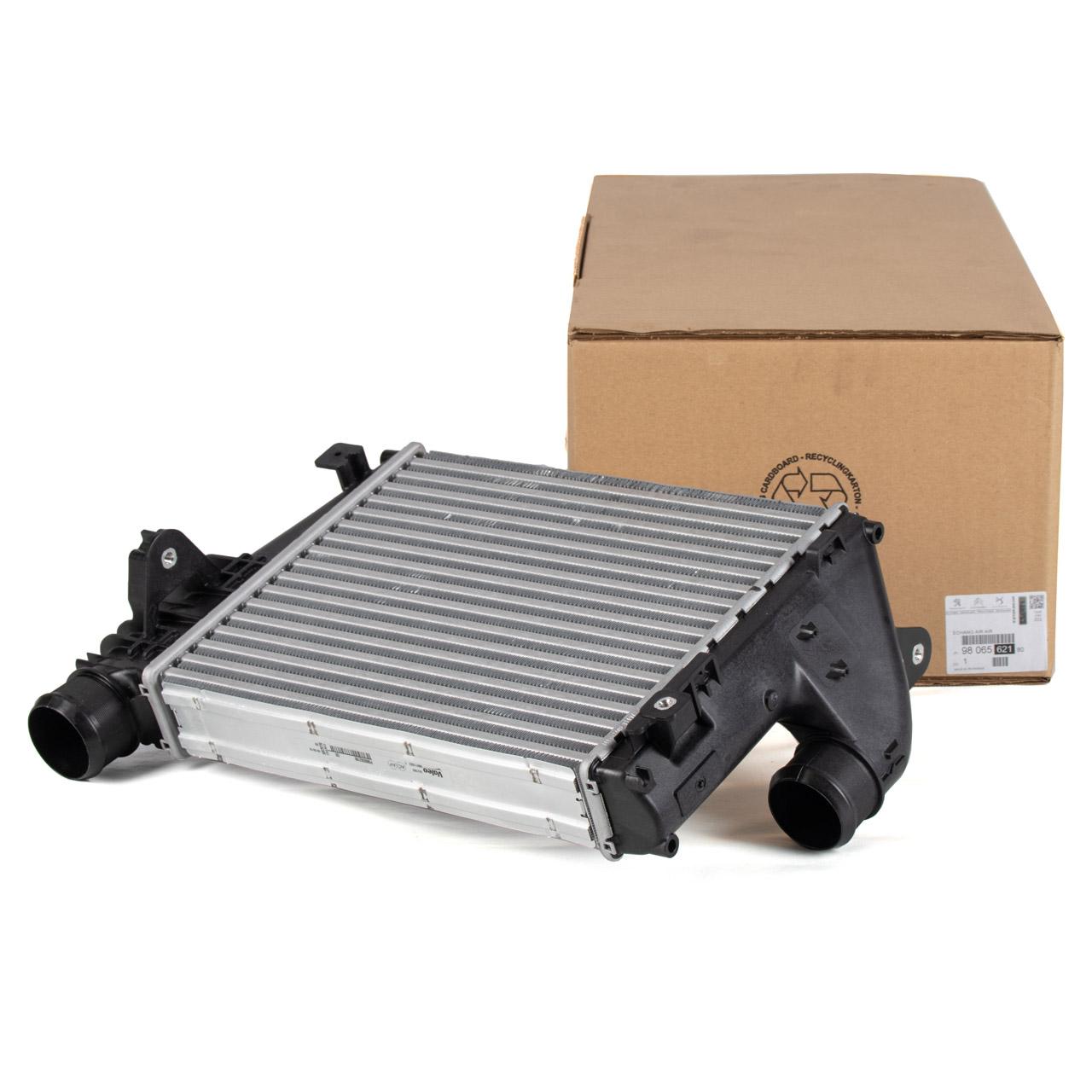 ORIGINAL Citroen Peugeot Ladeluftkühler Turbokühler 1.6 / 2.0 BlueHDi 9806562180