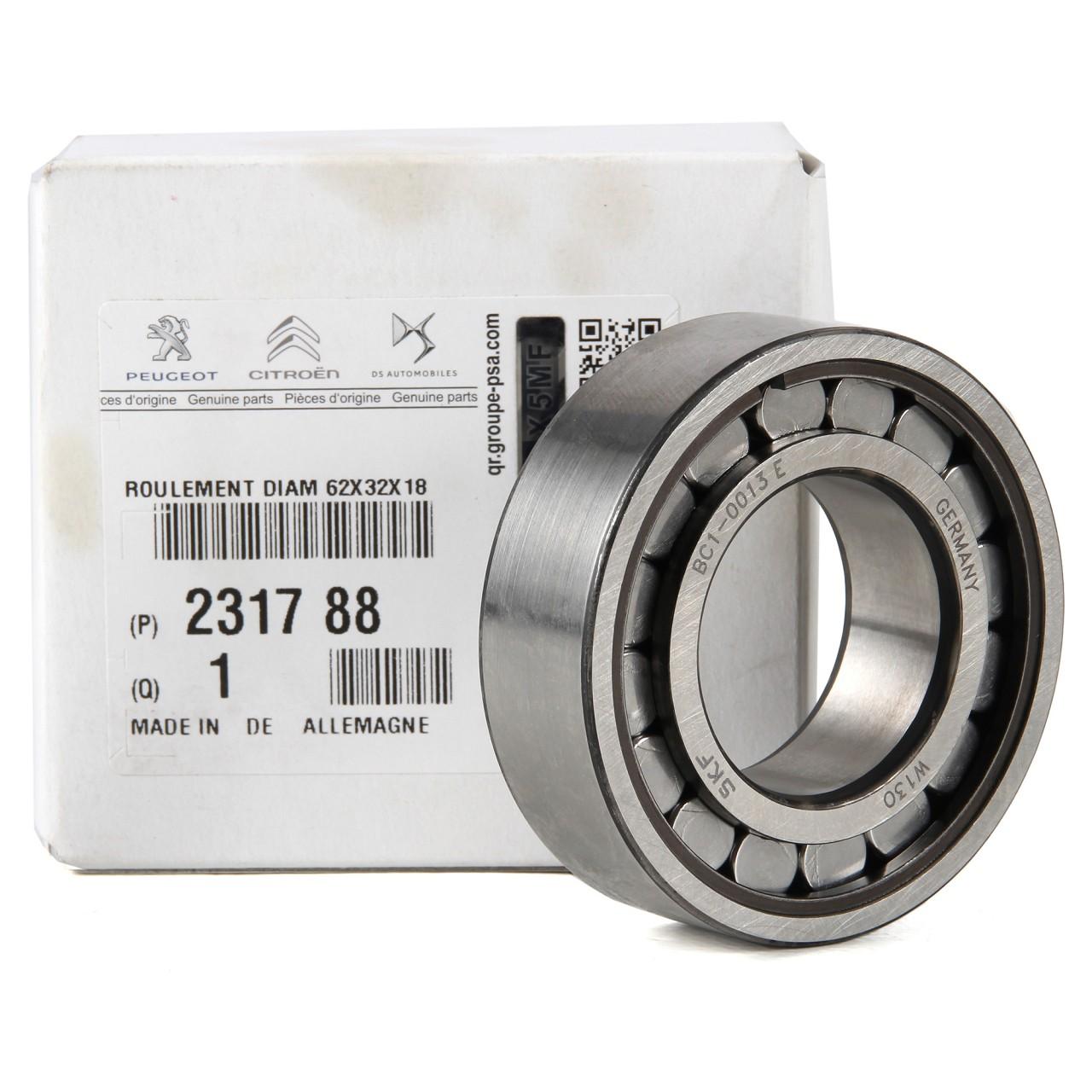 ORIGINAL Citroen Peugeot Getriebelager Lager Lagerung Schaltgetriebe 2317.88