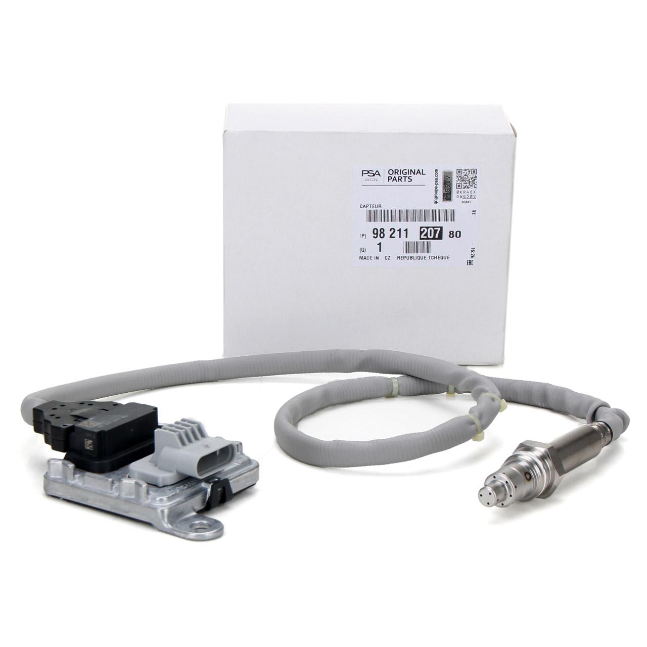 ORIGINAL PSA NOx-Sensor Lambdasonde Jumper Boxer 2.0 BlueHDi 9821120780