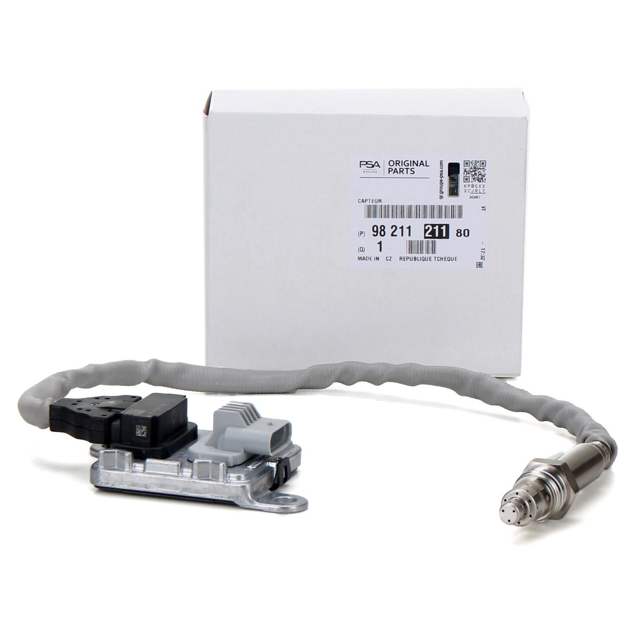 ORIGINAL PSA NOx-Sensor Berlingo C5 III Jumpy 508 I Expert Partner 9821121180