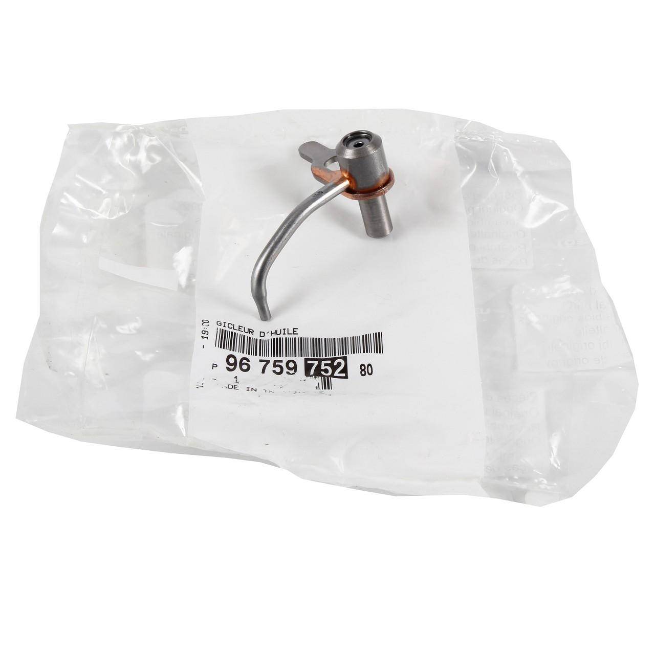 ORIGINAL PSA Öldüse Kolbenbodenkühlung JUMPER BOXER 2.2 HDi 9675975280
