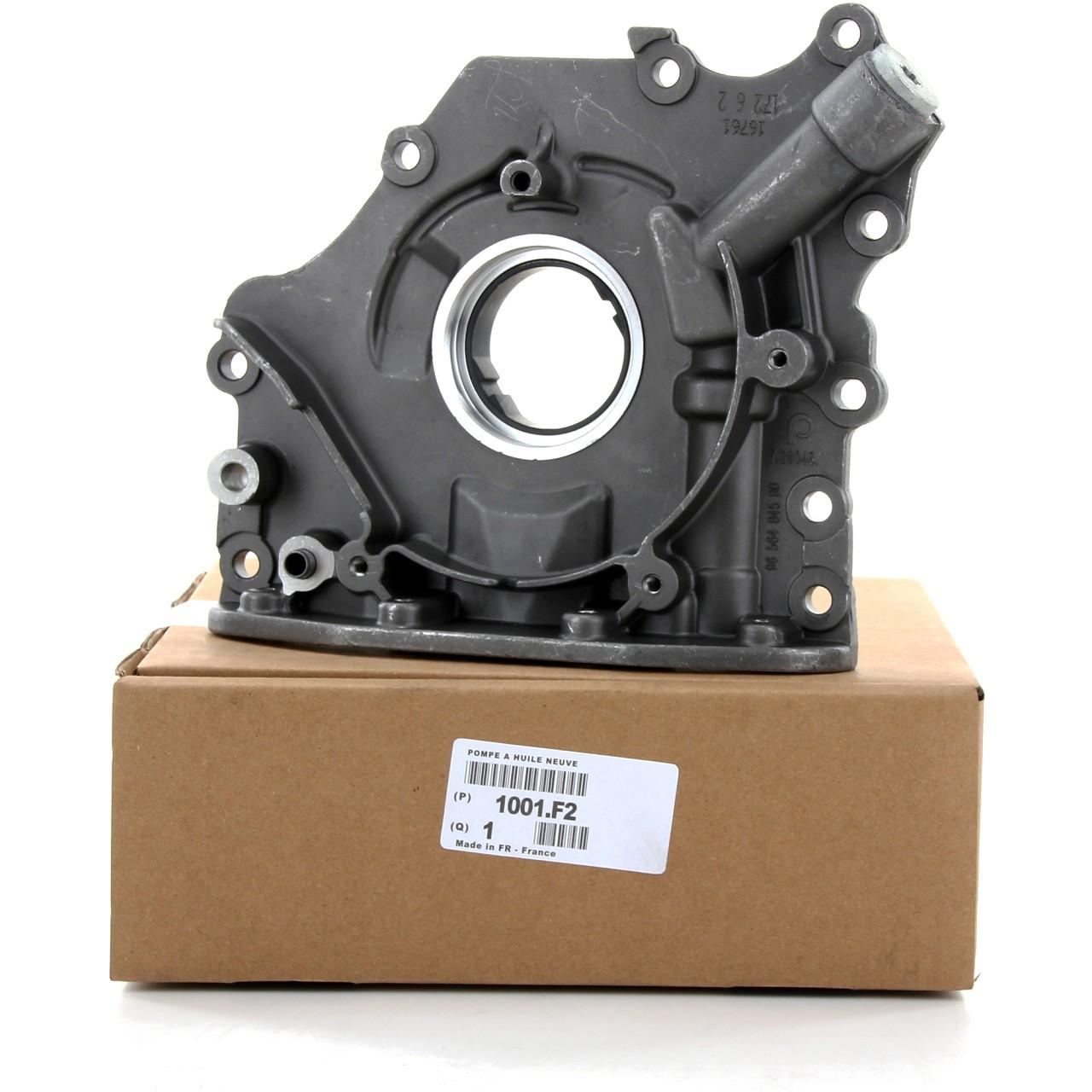 ORIGINAL Peugeot Ölpumpe 1007 107 206 207 3008 307 308 407 5008 508 1001.F2