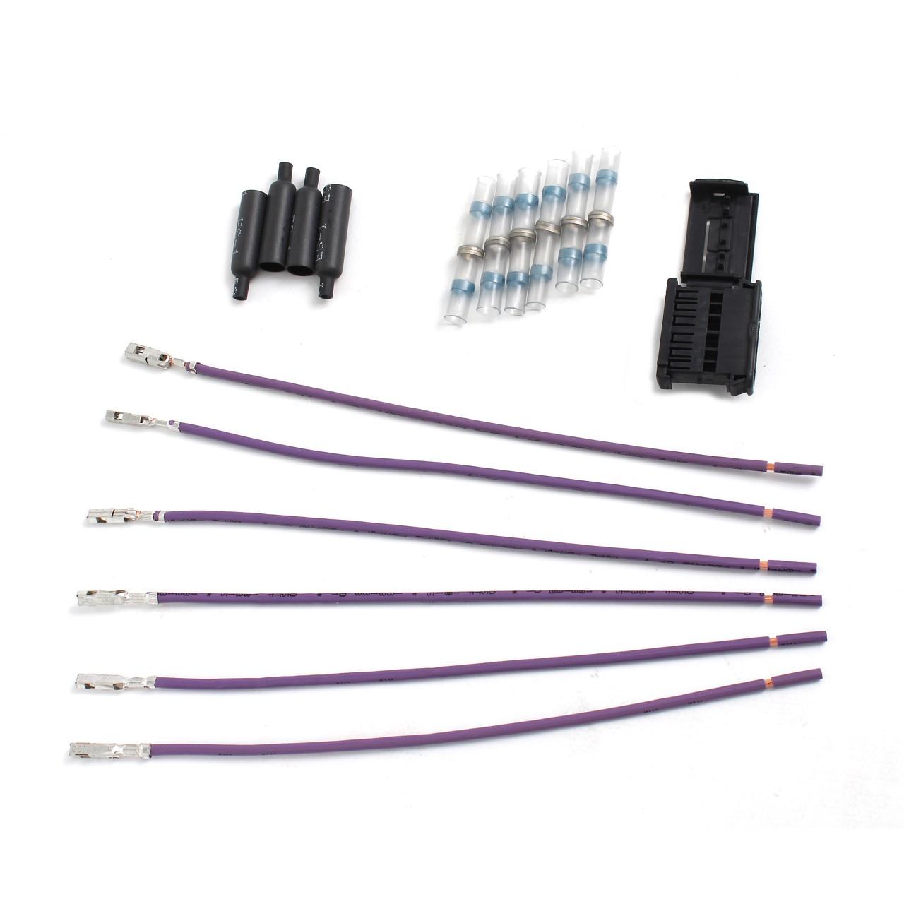 ORIGINAL Citroen Peugeot Reparatursatz Kabelsatz Rückleuchten 1606248780