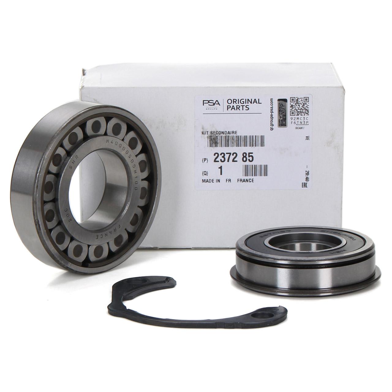 ORIGINAL Citroen Peugeot Reparatursatz Schaltgetriebe ML6C BVM6 MLGUC14 2372.85