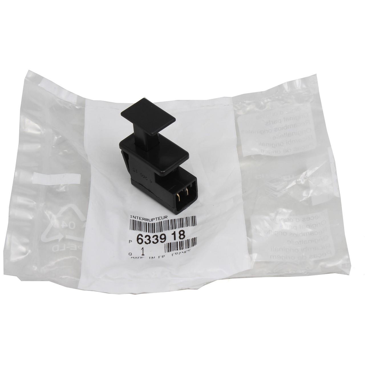 ORIGINAL PSA Magnetschalter Handbremskontrollleuchte C2 C3 107 206 207 6339.18