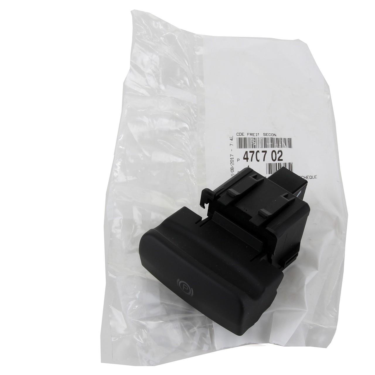 ORIGINAL Citroen Schalter Feststellbremse Parkbremse 4707.02 für C4 PICASSO I
