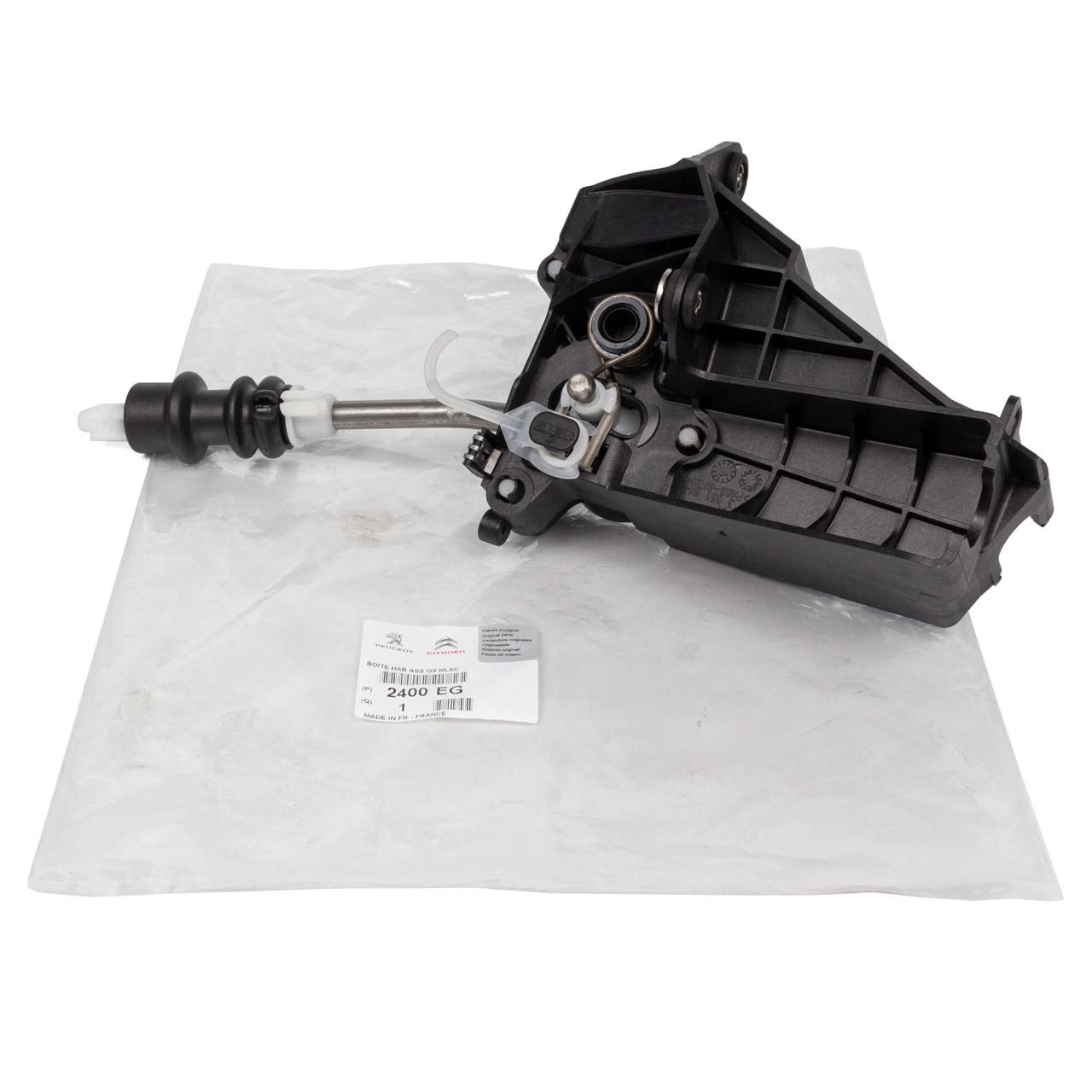 ORIGINAL Citroen Peugeot Schalthebel ML6C Schaltgetriebe Jumpy Expert 2400.EG