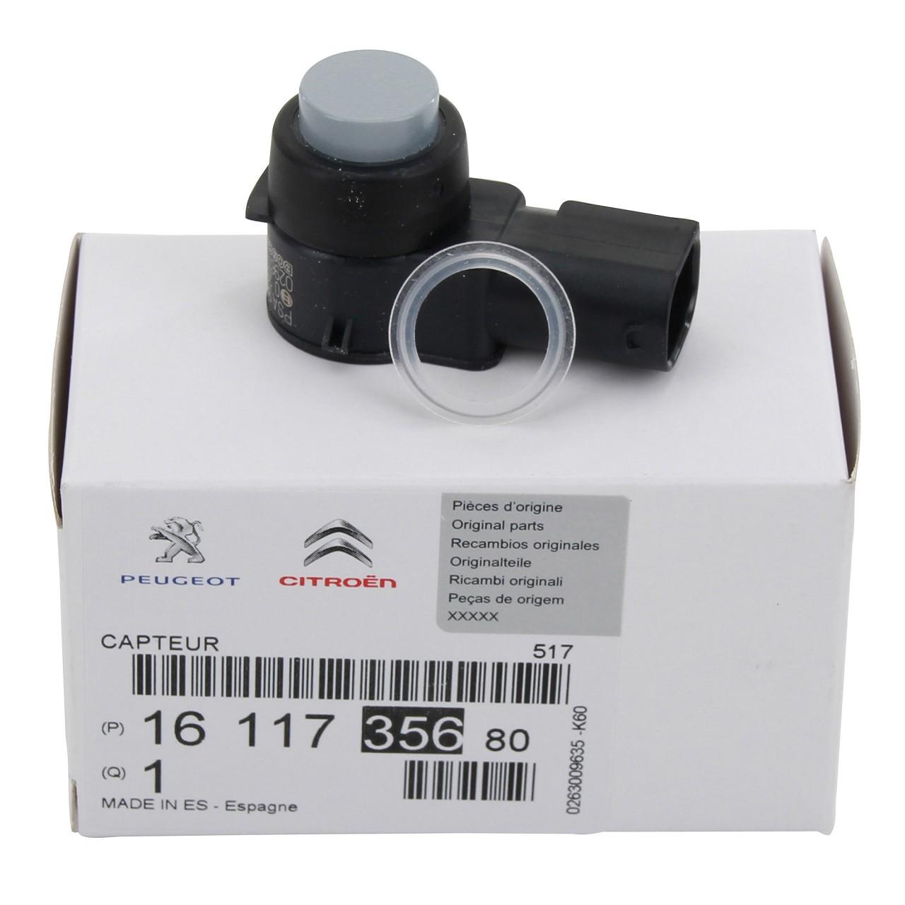 ORIGINAL Citroen Peugeot Einparkhilfe Einparksensor Rückfahrsensor 1611735680