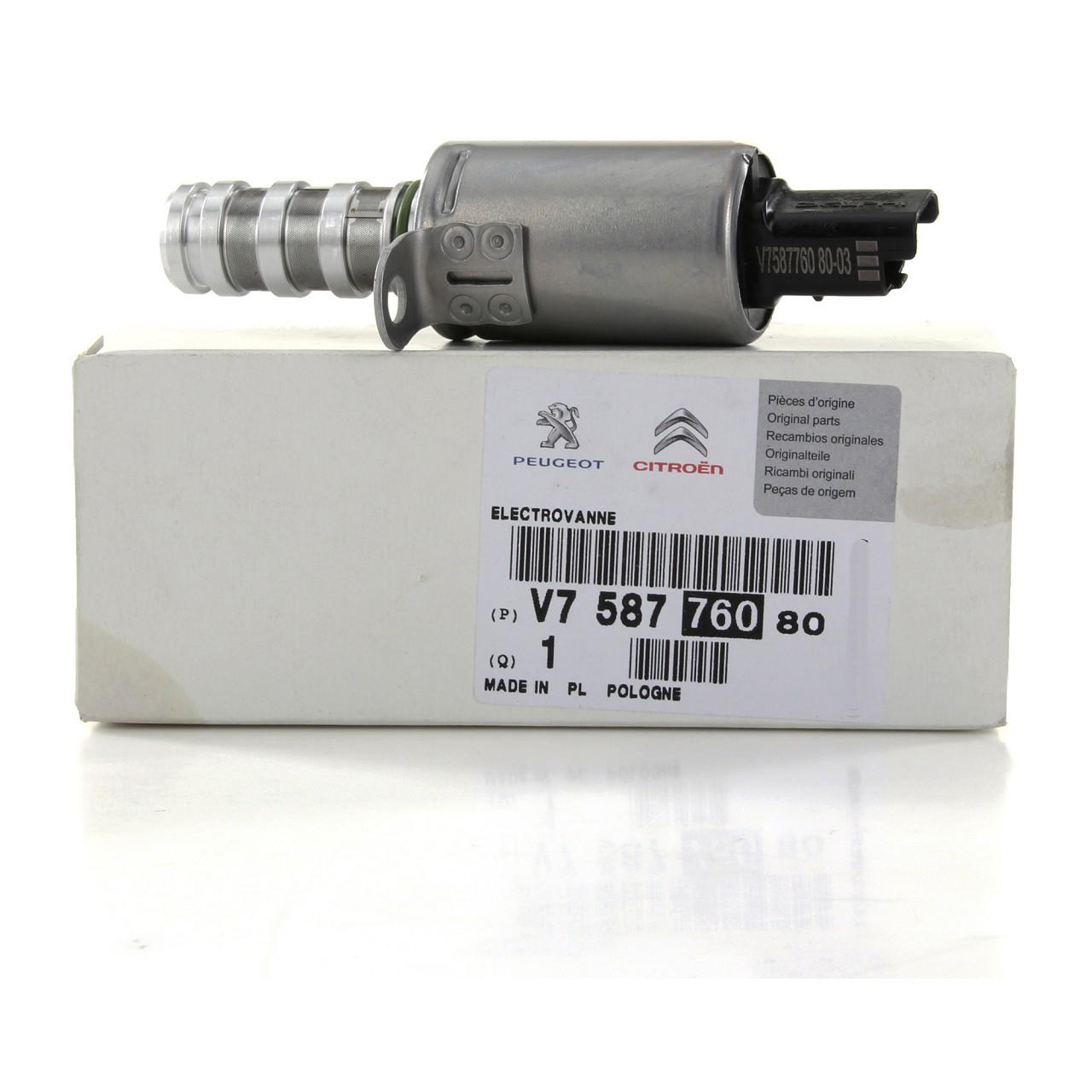 ORIGINAL Citroen Steuerventil Nockenwelle Berlingo C3 C4 C5 DS3 DS4 DS5 1.6