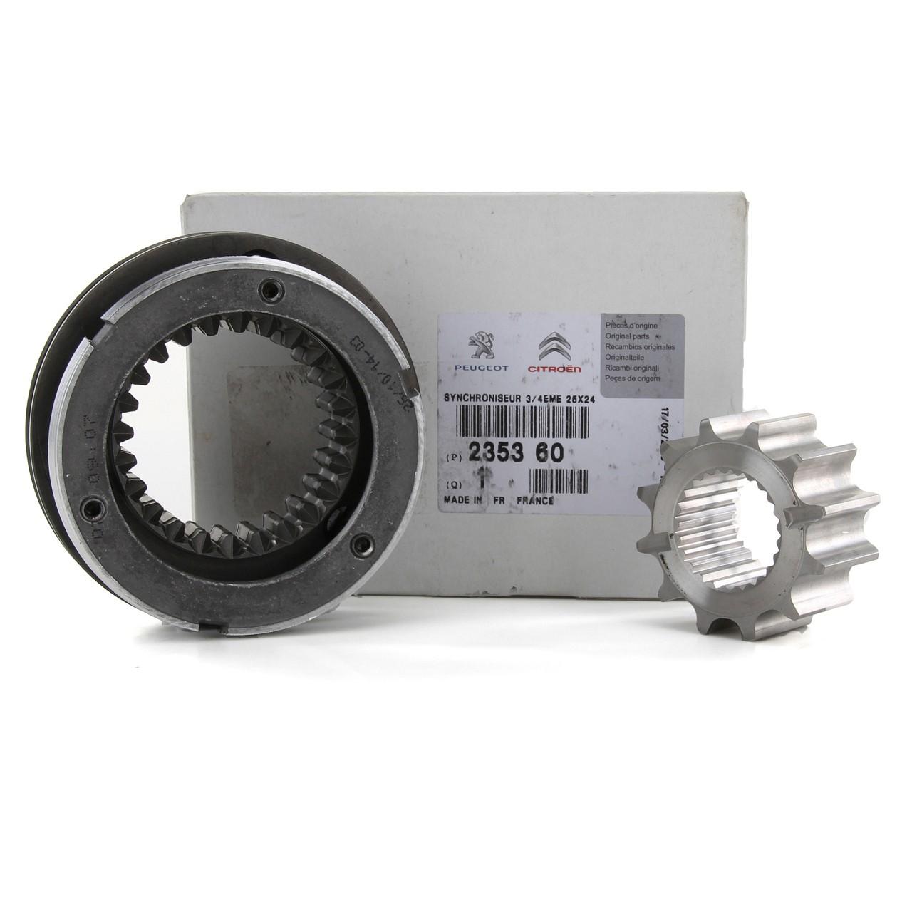 ORIGINAL Citroen Peugeot Synchronring Schaltgetriebe 2353.60