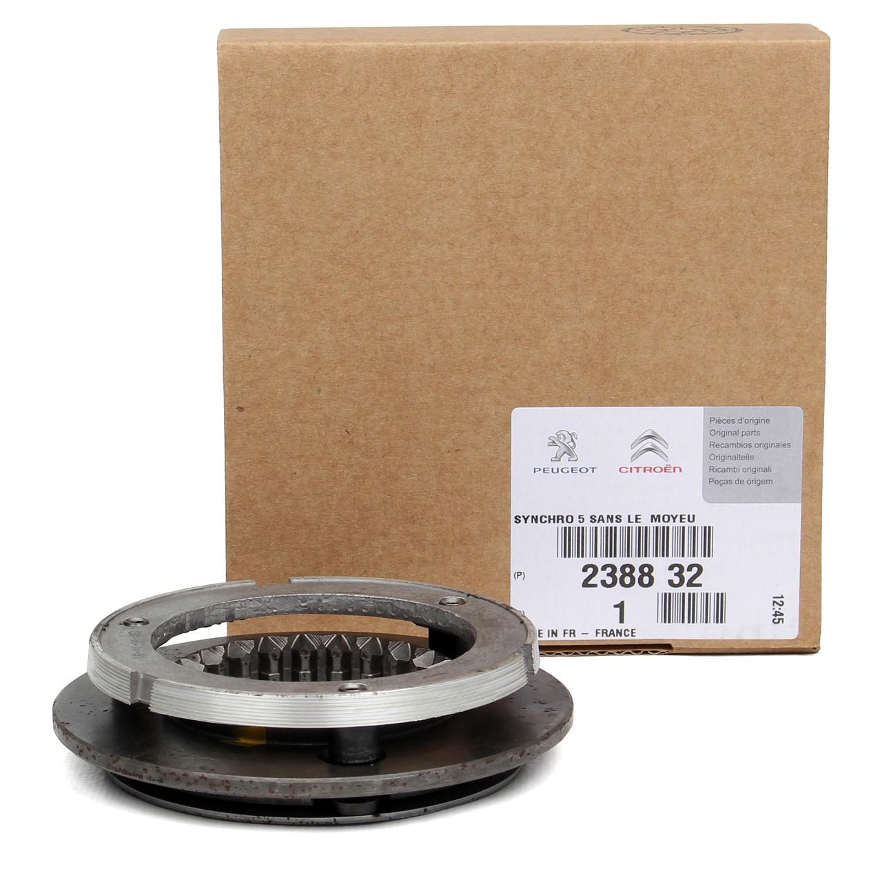 ORIGINAL Citroen Peugeot Synchronring Schaltgetriebe Berlingo DS3 DS4 207 208 C4 2388.32