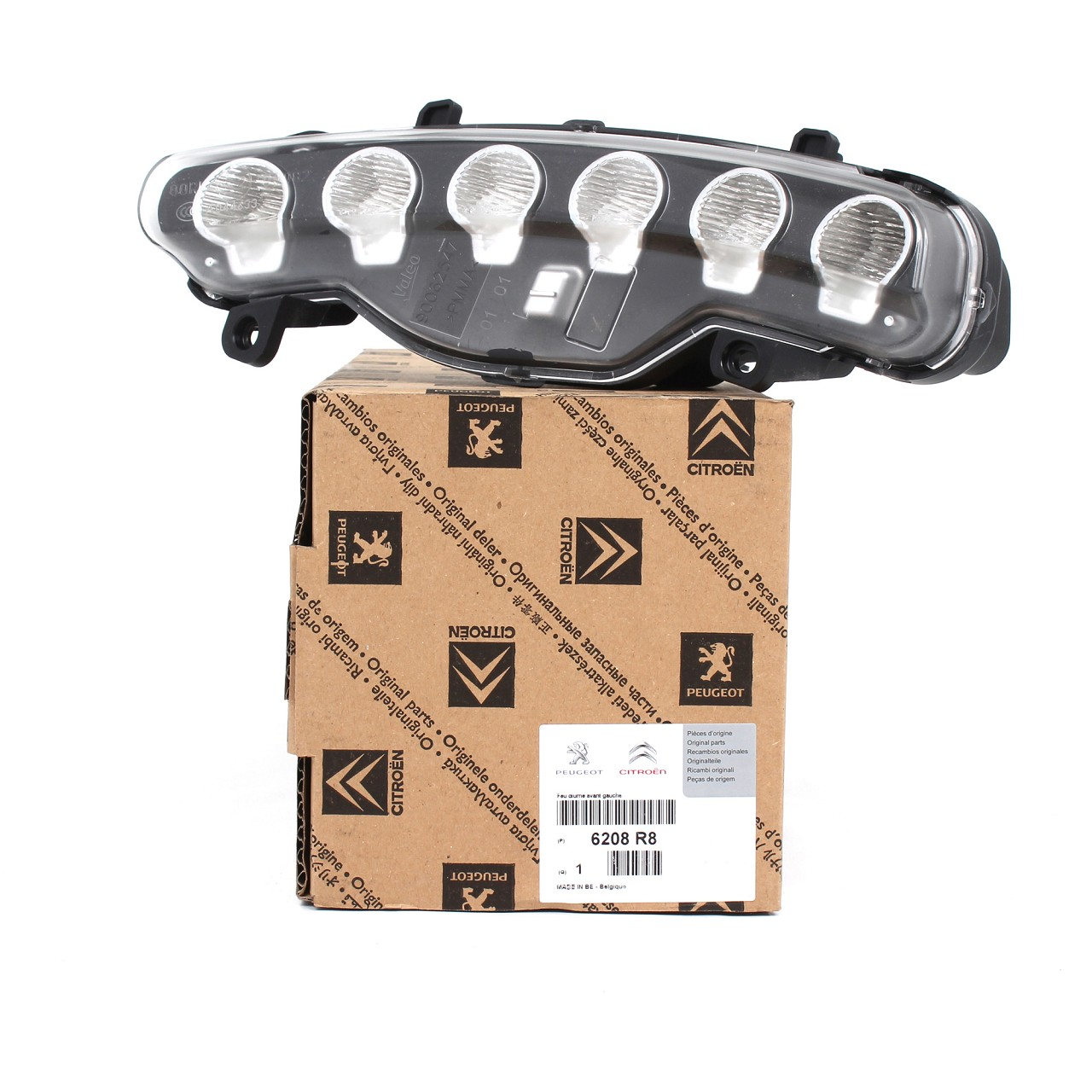 ORIGINAL Citroen Tagfahrleuchte Tagfahrlicht LED DS3 links 6208.R8
