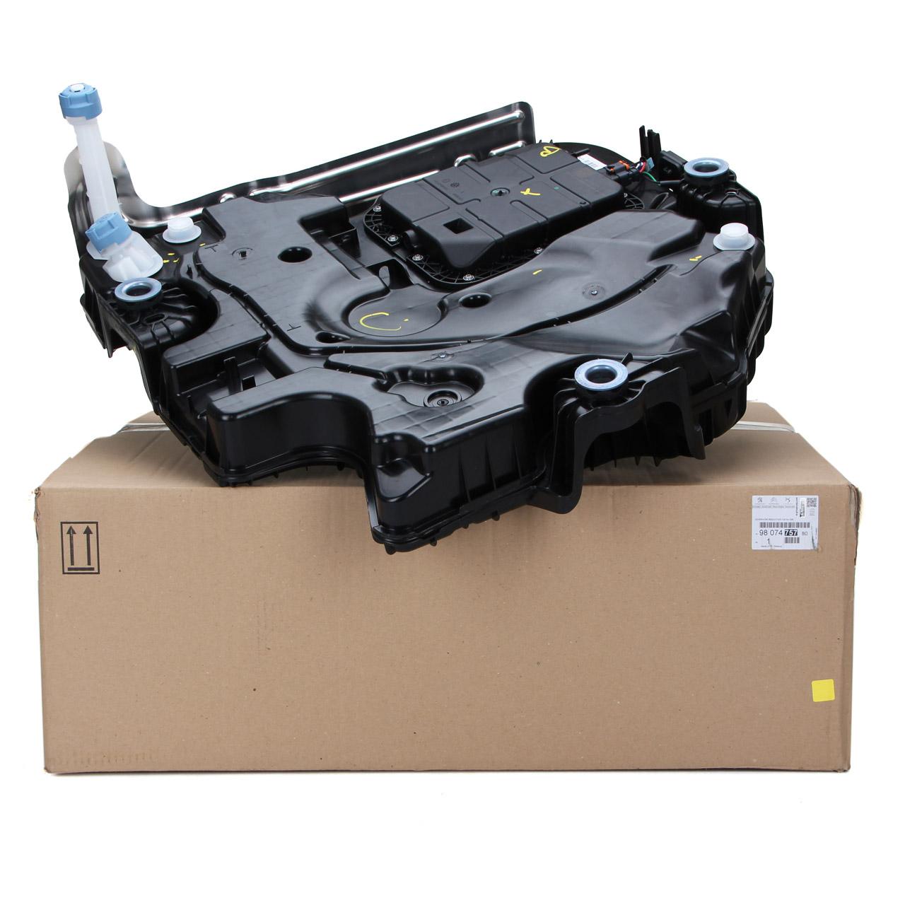ORIGINAL Citroen Peugeot Harnstofftank AdBlue Tank C4 3008 9807475780
