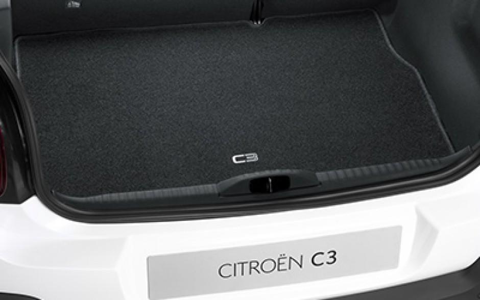 ORIGINAL Citroen Laderaummatte Kofferraummatte 1616898680 für C3 III (SX)