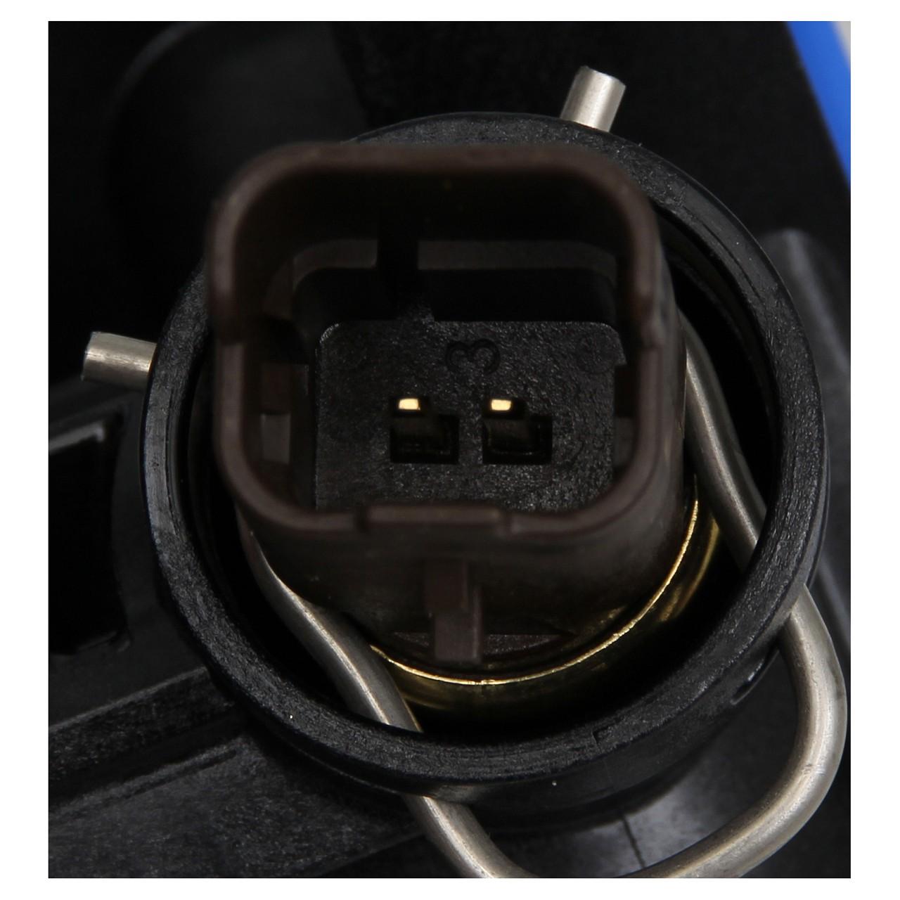 ORIGINAL Citroen Peugeot Thermostatgehäuse + Sensor 9808647080 für 1.6 16V