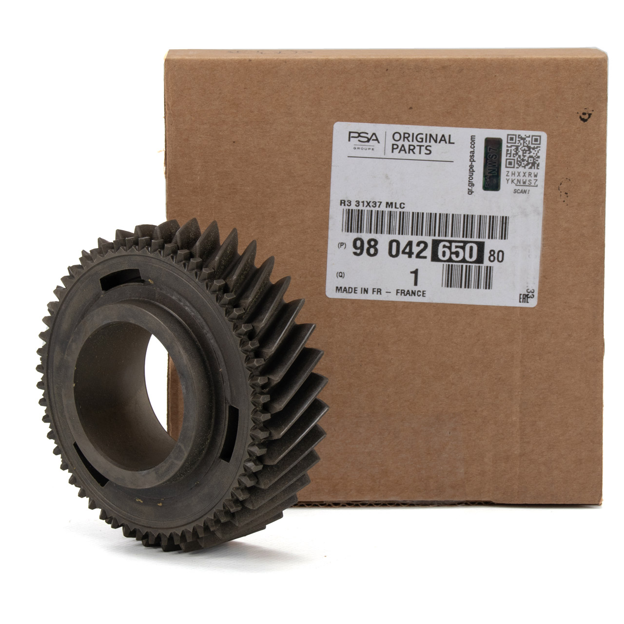 ORIGINAL PSA Zahnrad Getriebeeingangswelle ML6C MLGUC14 Getriebe 9804265080