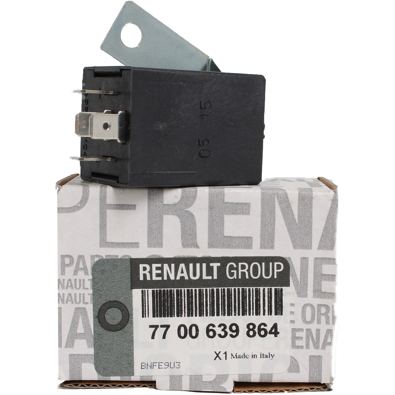 ORIGINAL Renault Blinkgeber Relais Blinkerrelais CLIO ESPACE KANGOO 7700639864